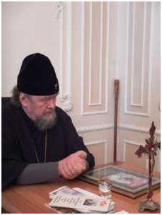 Лазарь, митрополит Симферопольский и Крымский