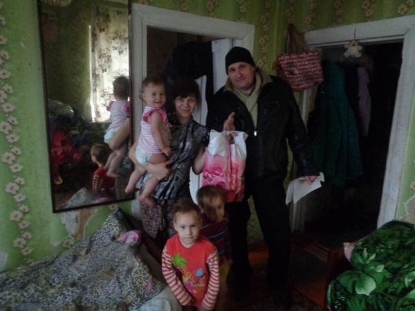 15 семей Ржева получили предметы личной гигиены и бытовую химию