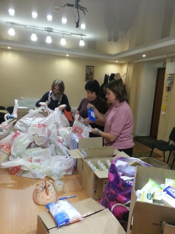 В Выксе и Павлово помощь пришла в 40 семей