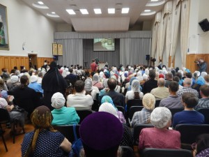 «Афон за жизнь! Завет преподобного Паисия Святогорца», презентация в Екатеринбурге