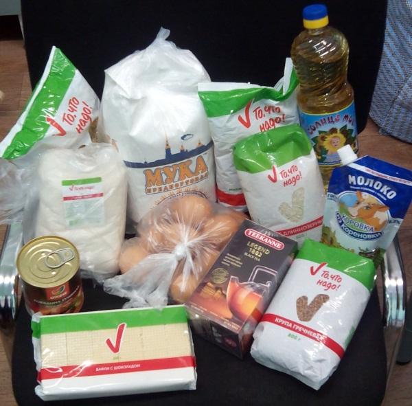 32 нуждающиеся семьи Мурманска получили помощь