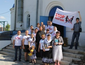 Ежегодный автопробег «Стоп-аборты». Ростов-на-Дону