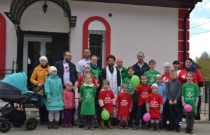 В Великую Субботу Центр «ЖИЗНЬ» г. Калуга не остался в стороне и присоединился к Всероссийскому сбору подписей за законодательную защиту детей, за запрет абортов