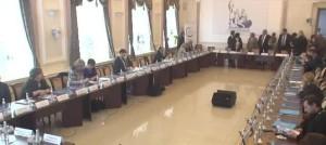 Представители движения «За жизнь» выступили в Общественной палате РФ на круглом столе, посвященном 10-летию программы «Святость материнства»