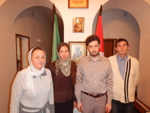 Представители Ейской, Брянской и Калачевской епархий прошли стажировку на базе ресурсного центра АНО «За жизнь»