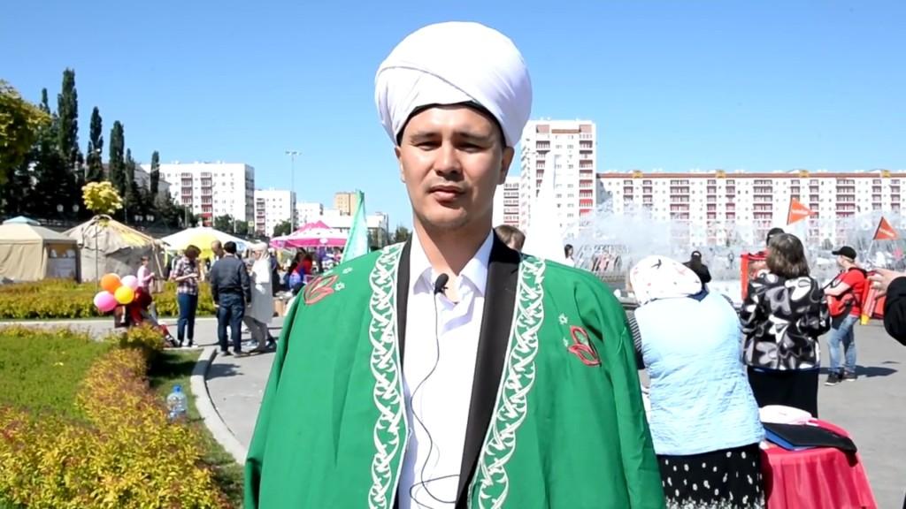 Ахмат-Хазрат Ахмеров, имам-хатыб ЦДУМ России