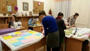 7 920 рублей на проект «Мамино одеялко»