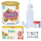 Многодетной семье нужны средства для ухода за тяжело больным малышом