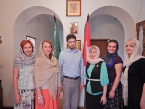 Специалисты программы «Спаси жизнь» в Нижнем Новгороде прошли стажировку в Москве