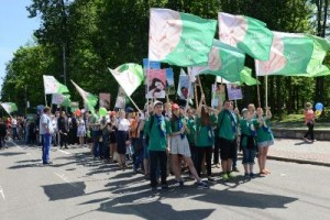 Смоленск марширует «За жизнь»