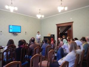 Социальные работники и катехизаторы Восточного викариатства Москвы ознакомились с работой в защиту жизни