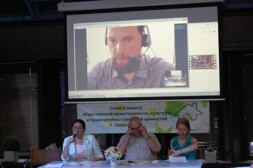 Представители Движения «За жизнь» приняли участие в новосибирском круглом столе против абортов