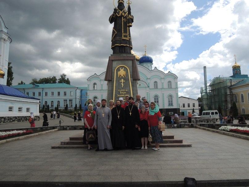 В рамках паломнической поездки в Задонск, к святителю Тихону Задонскому, гинекологи города Ливны провели мини-конференцию на тему абортов
