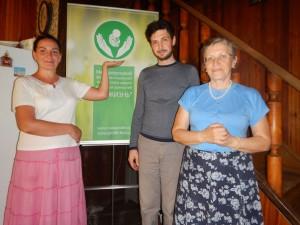 Социальные работники Читинской и Кинельской епархий прошли стажировку