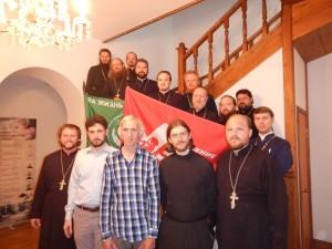 Священники из двенадцати епархий прошли стажировку на базе ресурсного центра «За жизнь»