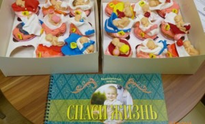 Подарок от епархии за работу в программе «Спаси жизнь» получила нижегородская женская консультации № 5