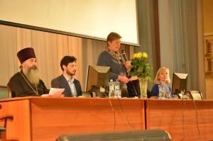 Дискуссия о запрете абортов Сергея Чеснокова со студентами Елецкого государственного университета прошла 21 октября