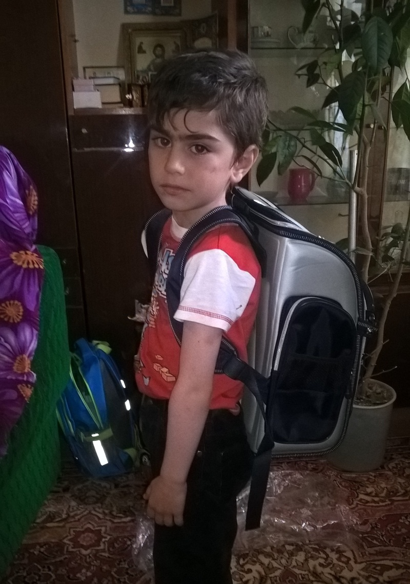 Магадан. Помощь к 1 сентября 2016 года