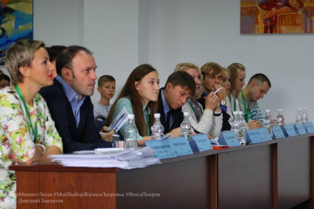 Студентка НИУ «БелГУ» Кристина Юдина посетила Пензу с проектом «Студенты за жизнь»