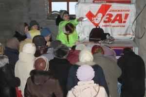 Православный храм только строится, а в нем уже спасают жизни детей