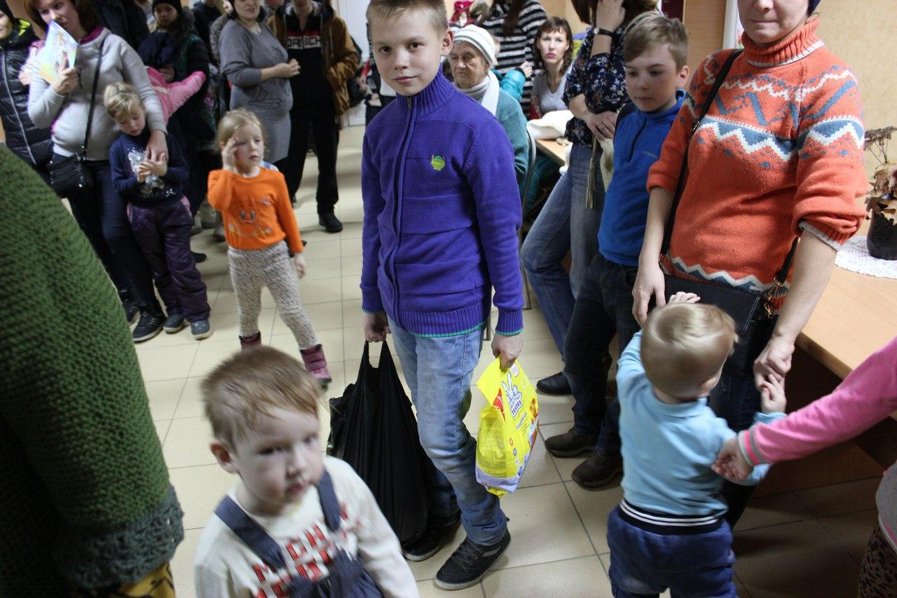 День матери в Дзержинске
