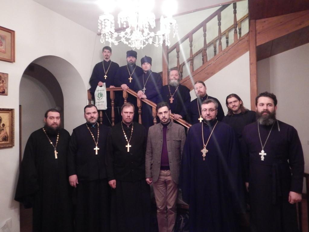 Священники из десяти епархии России и Беларуси приняли участие в обучающем семинаре «За жизнь»