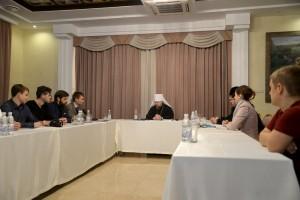 Пресс-служба епархии Фото А. Клюйко