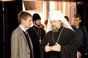 В Белгороде прошло рабочее совещание Белгородской митрополии и молодежного актива