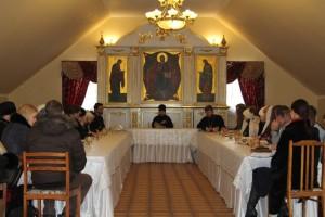 Состоялось совещание помощников благочинных по социальной работе Ростовской-на-дону епархии