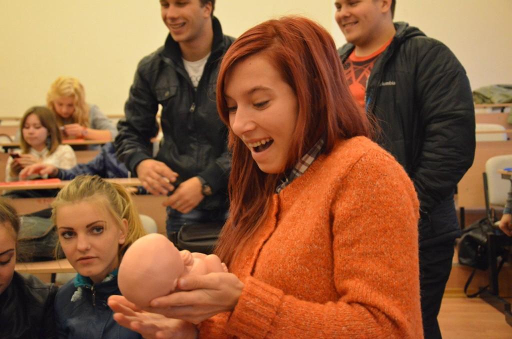 Наборы эмбрионов в работе