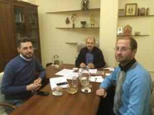 Встреча с Александром Ковтунцом, президентом Общенациональной программы кругу семьи»