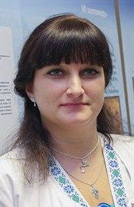акушер-гинеколог Логойской центральной районной больницы Ирина Козловская