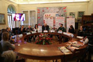 Пресс-конференция, посвященная обсуждению перспектив передачи миллиона подписей в защиту пренатального ребёнка