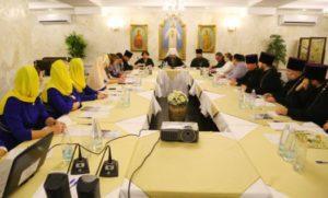 В Нижнем Новгороде состоялся круглый стол, посвященный теме защиты материнства и детства