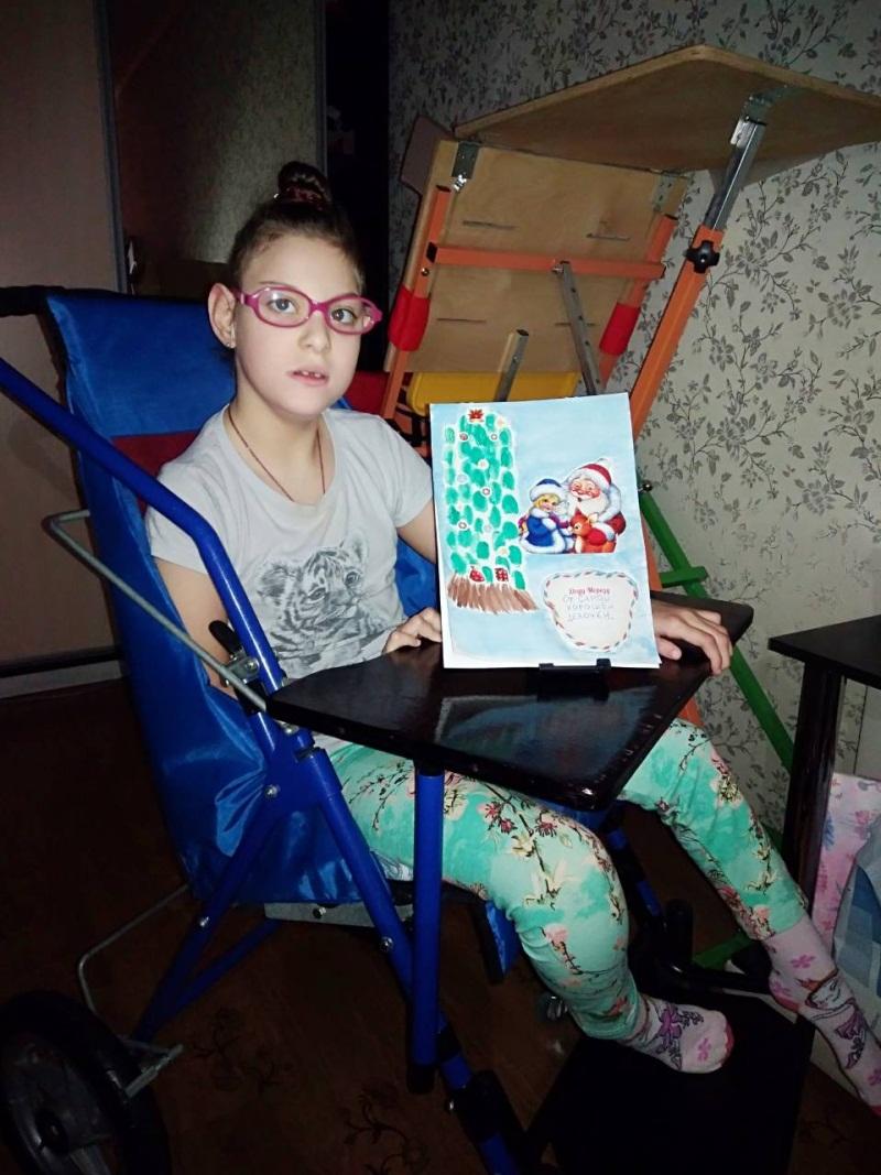 Алина, 6 лет