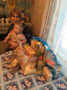 Благодарность от семей Приморья за помощь к Михайловским дням