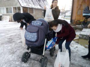Смоленские семьи благодарят АНО «За жизнь!»