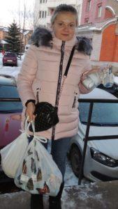 Семьи Удомли, получившие помощь к Михайловским дням благодарят АНО «За жизнь!»