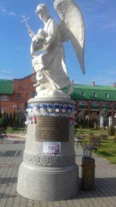 Необычная рождественская акция в защиту нерожденных детей в Краснодаре