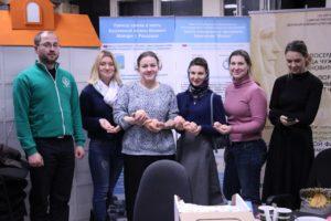 Встреча активистов «За жизнь!» с известным инстаграм-блогером и мамой 4 детей Анной Грозной