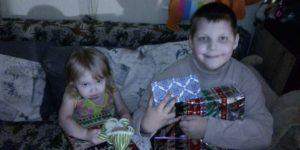Адресные подарки для детей Нижнего Тагила