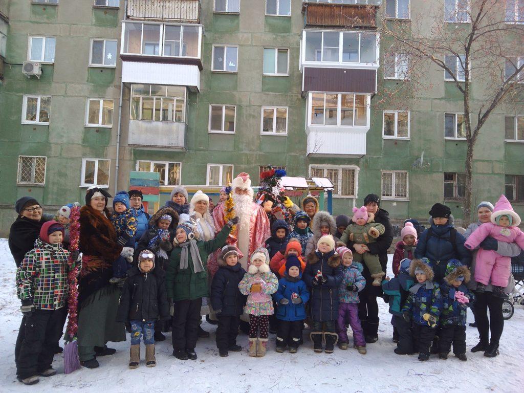 Сладкие подарки в Свердловскую область