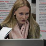 На вопросы регионов ответила социолог Елена Максимова