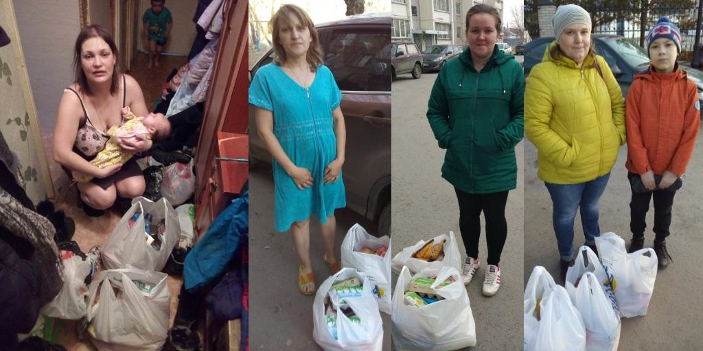 Челябинск. Акция «Пасха в каждый дом!», программа «Спаси жизнь»
