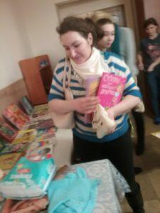 Благодарность за помощь к Пасхе от смоленских семей