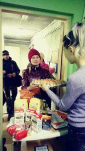 Жители 8 населенных пунктов Бурятии благодарят за помощь к Пасхе