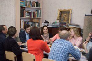 «Родные люди» тепло встретили Сергея Чеснокова в Самаре