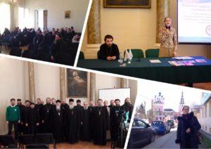 Представители ООД  «За жизнь!» приняли участие в семинаре для духовенства Калужской епархии