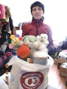 Благодарность от жителей Североуральска