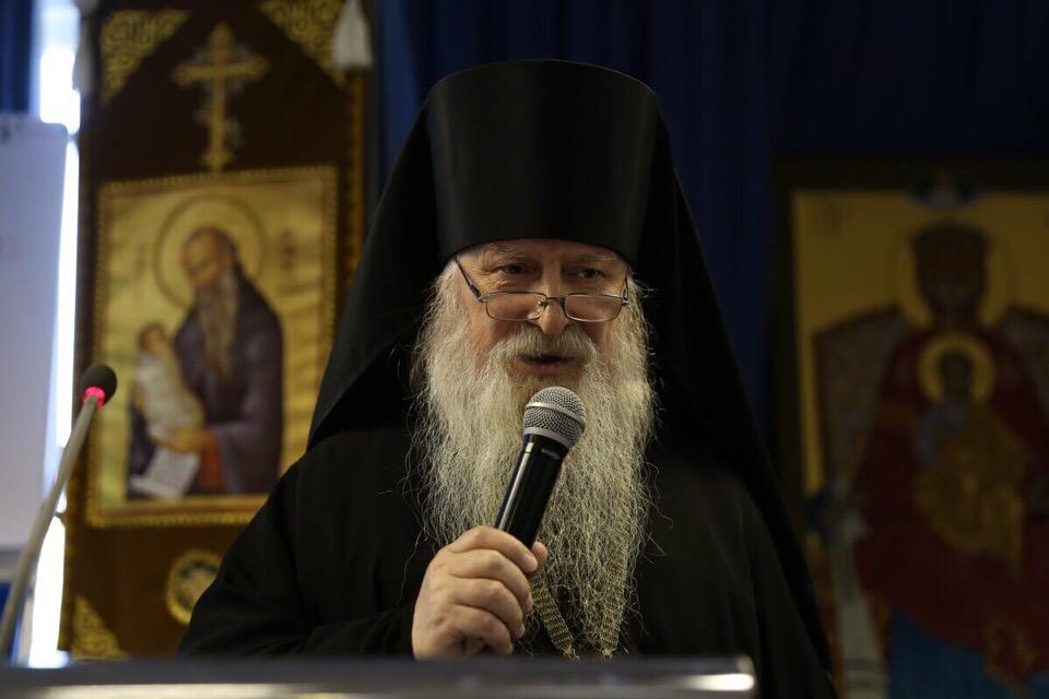 У духовника ООД «За жизнь!», архимандрита Дорофея (Вечканова) — юбилей!